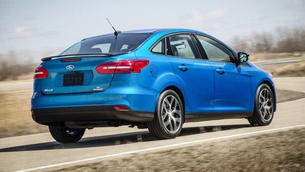 Ford-Focus-Fastback-versoes Ford Focus Fastback - Preço, Fotos 2017 2018