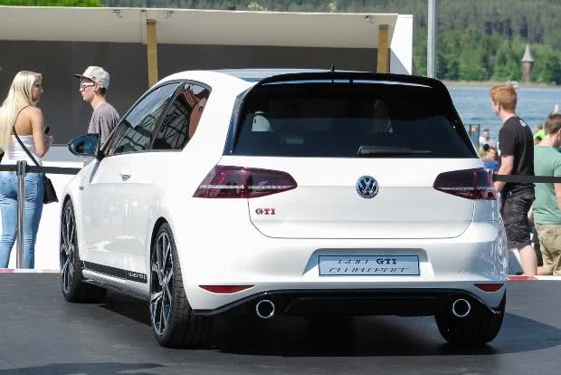 Golf GTI Clubsport versoes