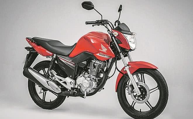Honda CG 160 preco