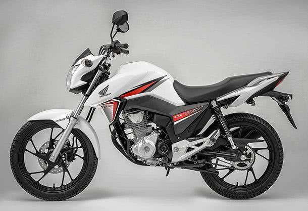 Honda CG 160 versao-