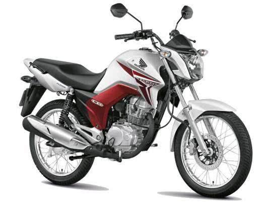 Honda CG 160 versao