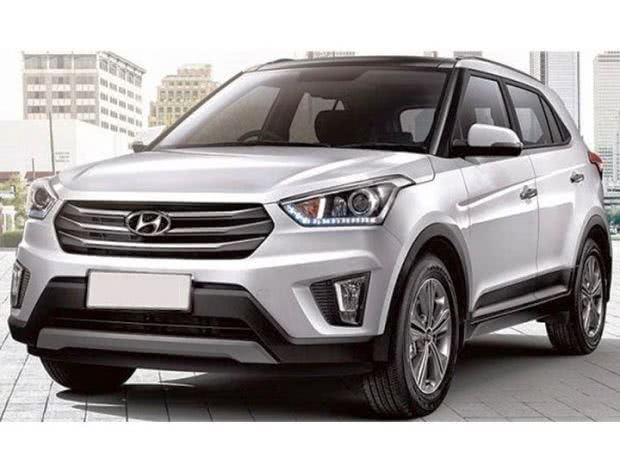 Hyundai-Creta-fotos Hyundai Creta - Preço, Fotos 2019