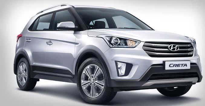 Hyundai-Creta Hyundai Creta - Preço, Fotos 2019