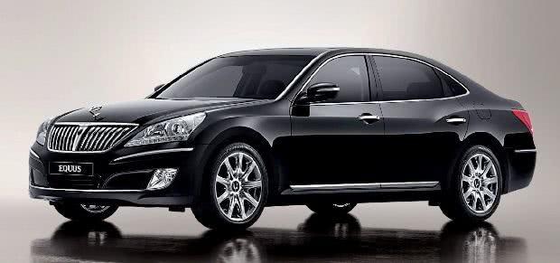 Hyundai Equus consumo