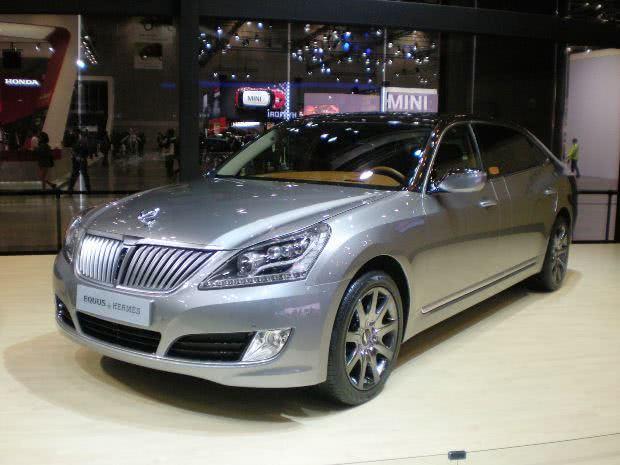 Hyundai Equus consumos