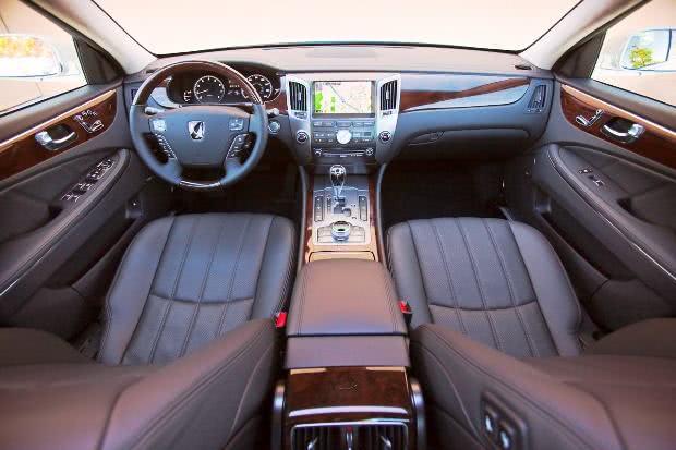 All-New Hyundai Equus