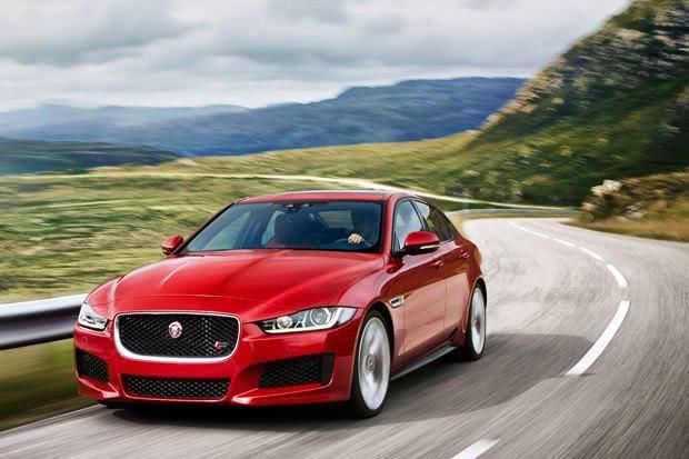 Jaguar XE consumo