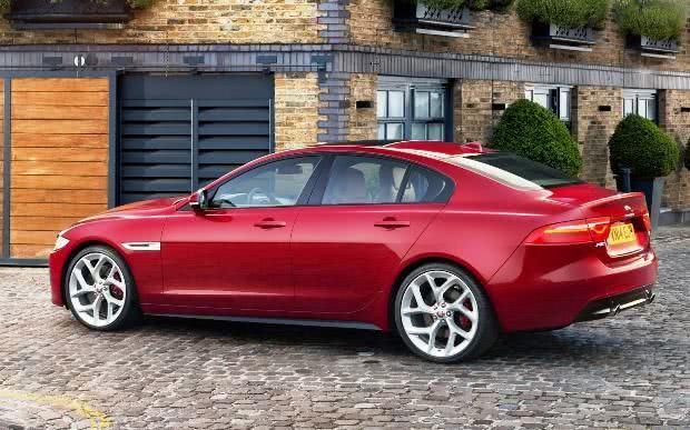 Jaguar XE9