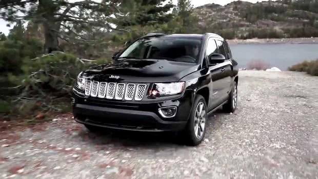 Jeep Compass fotos