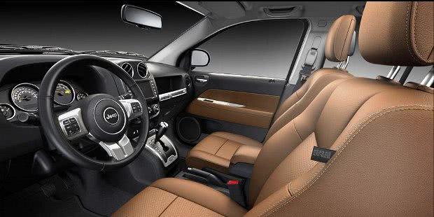 Jeep Compass novo