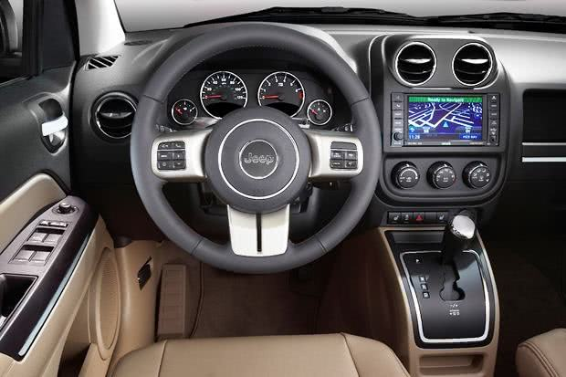 Jeep-Compass Jeep Compass - Preço, Fotos 2017 2018