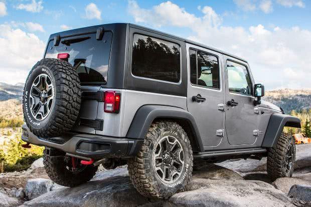 Jeep Wrangler consumo
