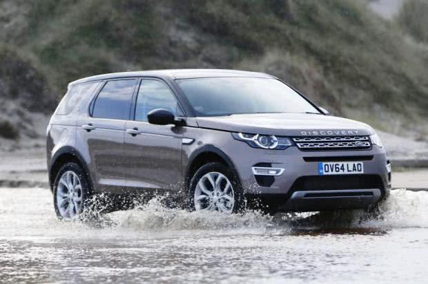 Land Rover Discovery Sport preco