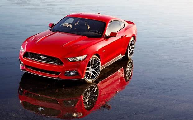 Mustang-ficha-tecnica Mustang - Preço, Versões, Fotos 2017 2018