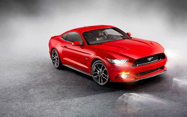 Mustang-precos Mustang - Preço, Versões, Fotos 2017 2018