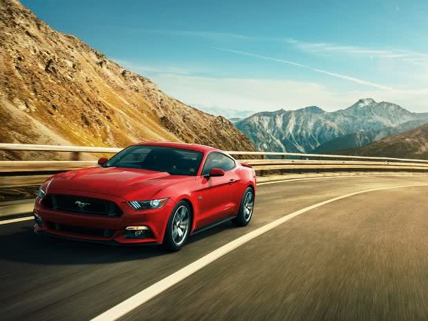 Mustang-valor Mustang - Preço, Versões, Fotos 2017 2018