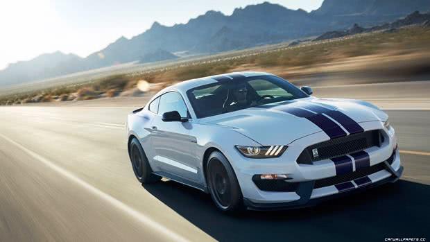 Mustang-versao