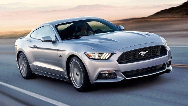 Mustang Mustang - Preço, Versões, Fotos 2017 2018
