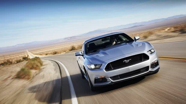 Mustang9 Mustang - Preço, Versões, Fotos 2017 2018