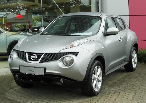 Nissan Juke ficha tecnica