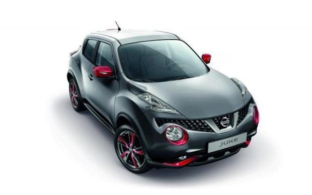Nissan Juke lancamento
