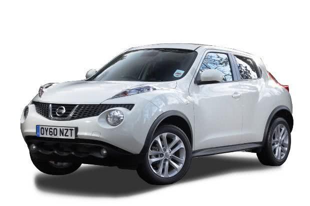 Nissan Juke novo