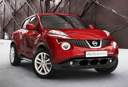 Nissan Juke versao
