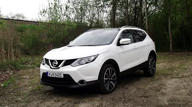 Nissan Qashqai consumo