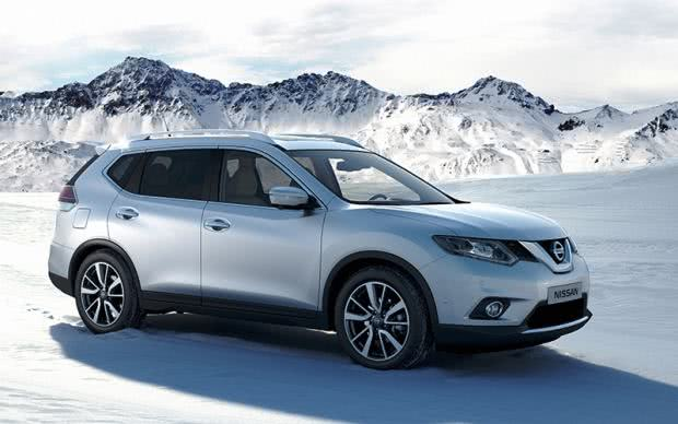 Nissan-X-Trail-consumo Nissan X-Trail - Preço, Fotos 2019