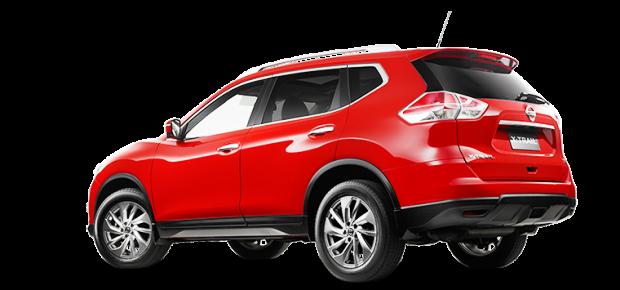 Nissan X-Trail ficha tecnica