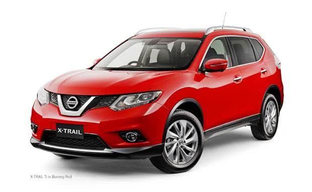 Nissan X-Trail versoes
