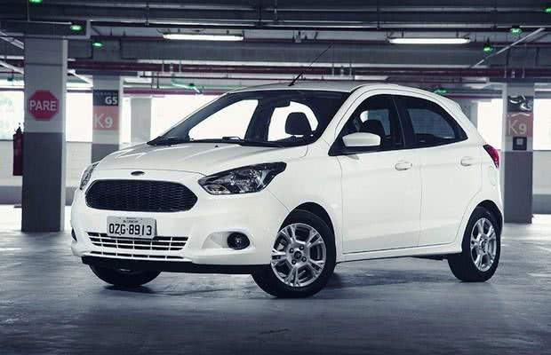 Novo-Ford-Ka-ficha-tecnica Novo Ford Ka - Itens de Série, Preço, Fotos 2019