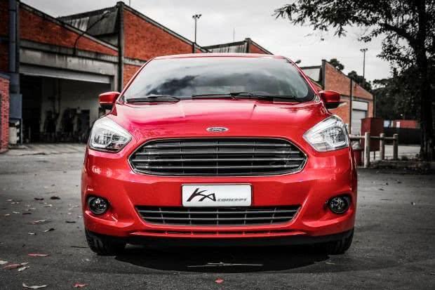 Novo Ford Ka precos