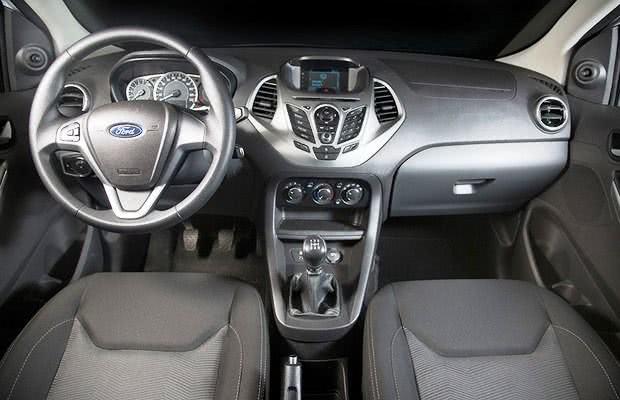 Novo Ford Ka versao