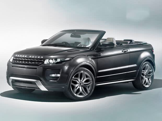 Range Rover Evoque Conversível preco