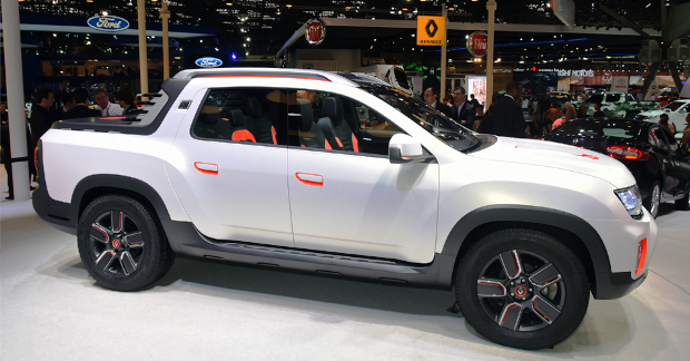 Renault Duster Oroch ficha tecnica