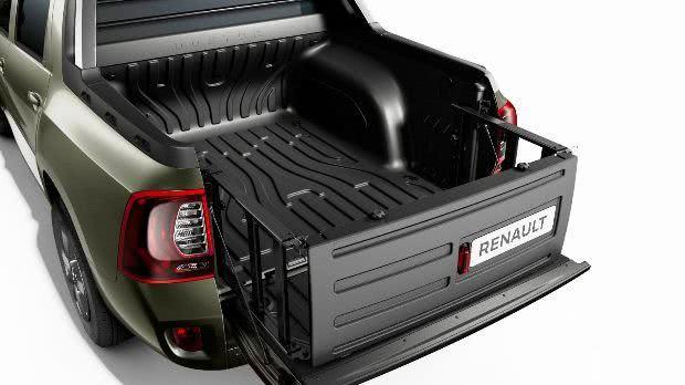 Renault Duster Oroch preco