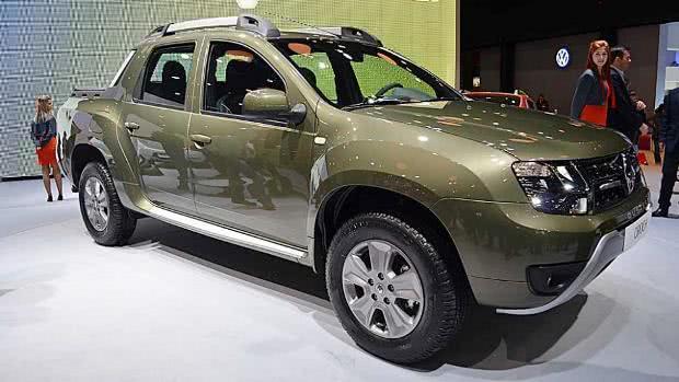 Renault Duster Oroch versao