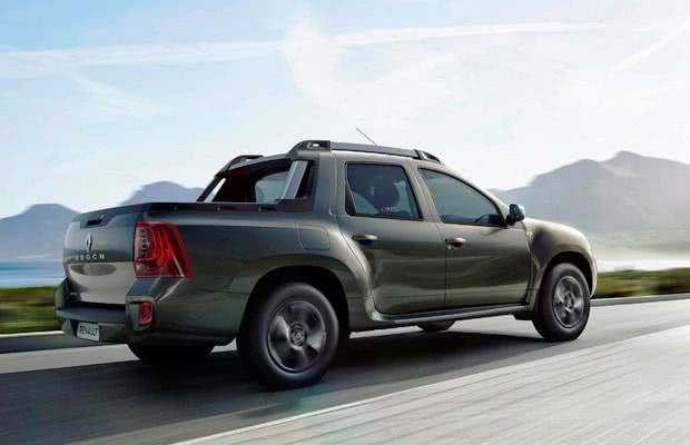 Renault-Duster-Oroch8 Renault Duster Oroch - Preço, Fotos 2019