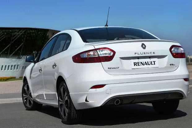 Renault Fluence GT Line9