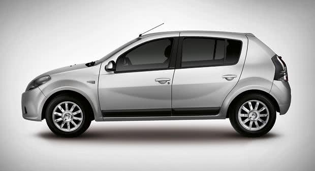 Renault Sandero RS consumo