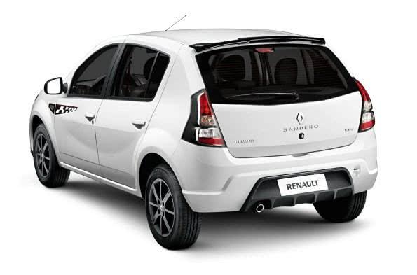 Renault Sandero RS preco