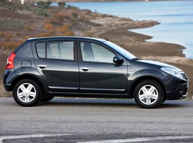 Renault Sandero RS versao