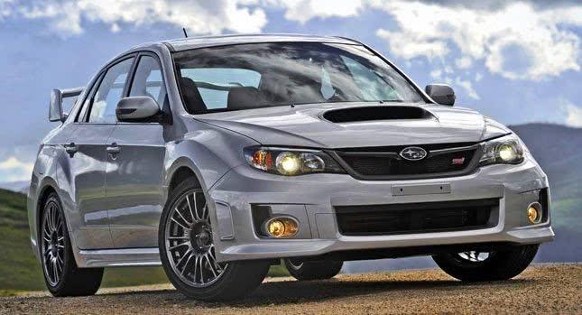 Subaru WRX9