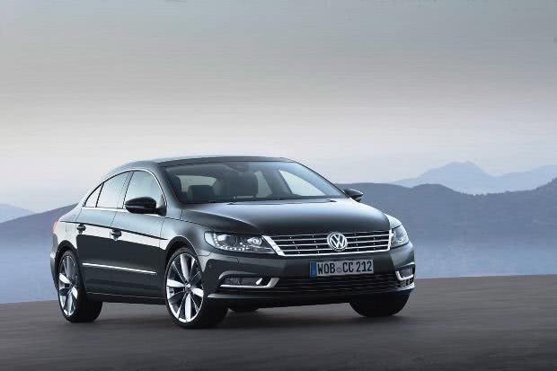 Volkswagen-CC-versoes Volkswagen CC - Preço, Fotos 2017 2018