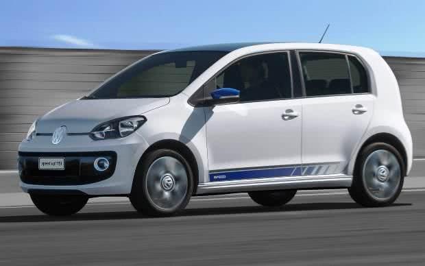 Volkswagen-Up-TSI-2016 Volkswagen up! TSI - Preço, Fotos 2017 2018