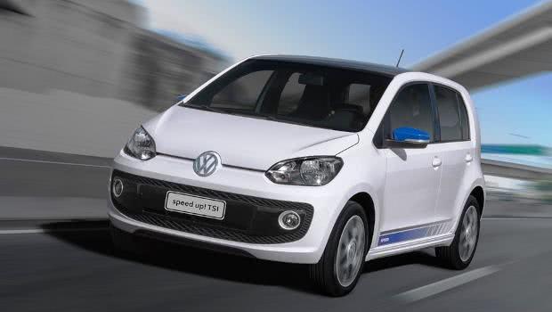 Volkswagen up! TSI consumo