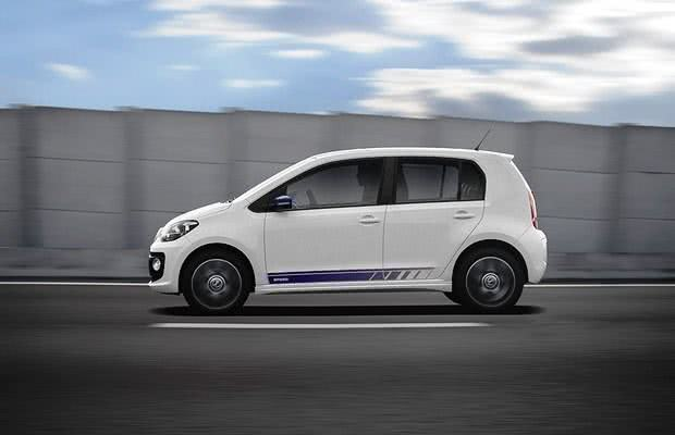 Volkswagen-up-TSI-versoes Volkswagen up! TSI - Preço, Fotos 2017 2018