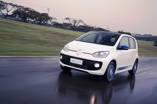 Volkswagen-up-TSI Volkswagen up! TSI - Preço, Fotos 2017 2018
