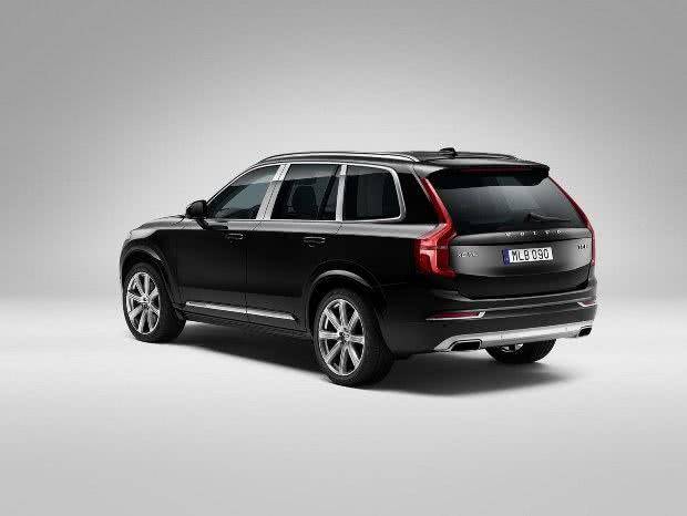 Volvo XC90-